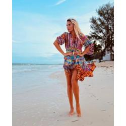 Dress Agnete Coral